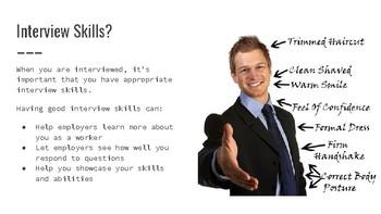 Appropriate Interview Skills