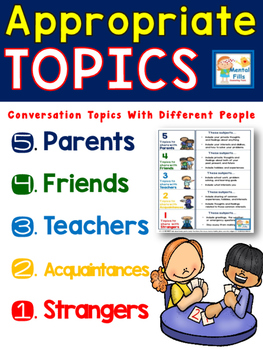 different topics