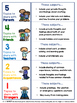 Appropriate Topic Conversations Worksheets for Social Skil
