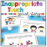 Social Story for Inappropriate Touch