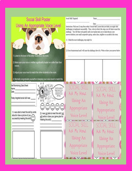 Appropriate Voice Level Rescue Dogs' Series Autism/ELD/SPED