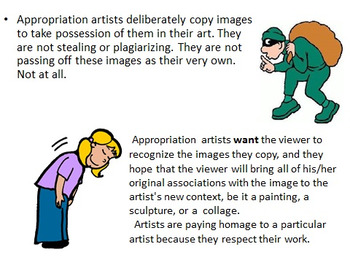 Appropriation  Art  Collage       Having Fun with Well-known Works of Art