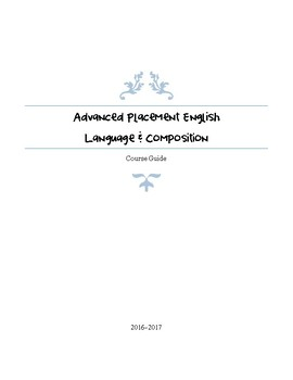 Approved AP Language and Composition Syllabus