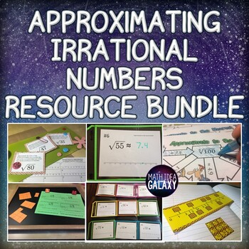 Approximating Irrational Numbers Activities