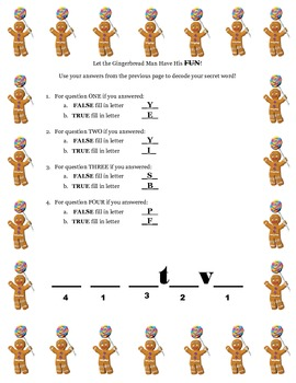 Approximating Measures & Building Vocabulary: Life Size Gingerbread Men
