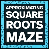 Approximating Square Roots to the Nearest Tenth Maze