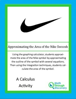 Approximating the Area of the Nike Swoosh