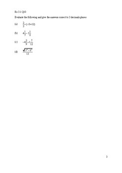 Chapter 3 Approximation and Estimation