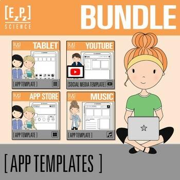 Apps Templates Mini Bundle