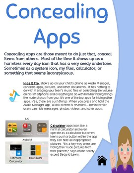 Apps for Parents to Watch Out For | Android and Apple | Parent Must
