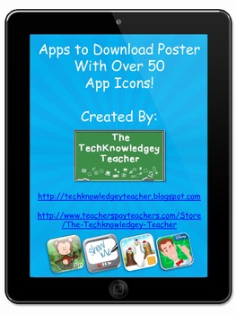 iPad Apps to Download Poster