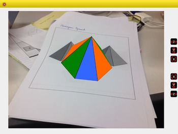 Apptivity - 3D Solids and their Terminology