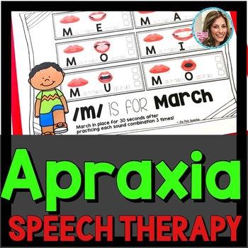 Apraxia of Speech