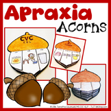 Apraxia Acorns: Acorn Craft for Apraxia