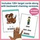Apraxia & Articulation Cards CVCV, CVCVCV, and CVCVCVCV Print Version