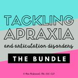 Apraxia BUNDLE  |  4 Tackling Apraxia resources