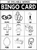 Apraxia Bingo Games