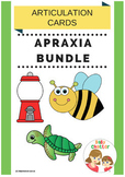 Apraxia Bundle for Childhood Apraxia