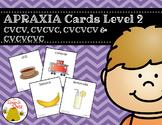 Apraxia Cards Level 2