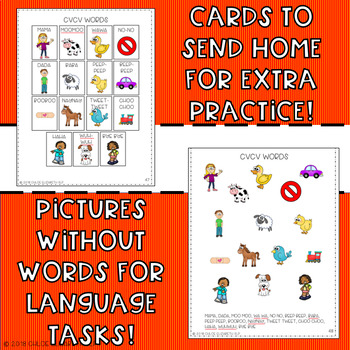 Apraxia Interactive Workbook!