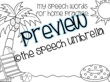 Articulation Activities for Apraxia of Speech