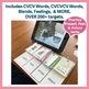 Apraxia Keep Talking Bundle for building utterances