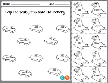 Apraxia Practice Sheets:Later Developing Sounds (No prep)