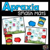 Apraxia Smash Mats Speech Therapy