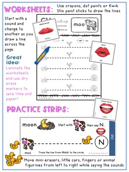 Apraxia: Sound Blending in Syllables