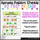 Apraxia Speech Patterns FREEBIE - CVC & CV