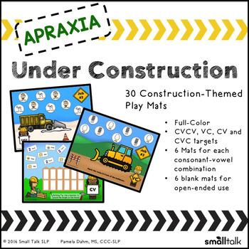 Apraxia Under Construction