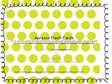 Apraxia VC, CV, CVC Flash Cards