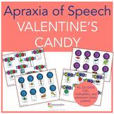 Apraxia of Speech Valentine's Day