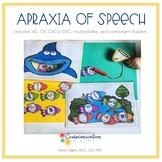 Apraxia of Speech | CAS | Going fishing smash mats