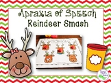 Apraxia of Speech: Reindeer Smash Mats