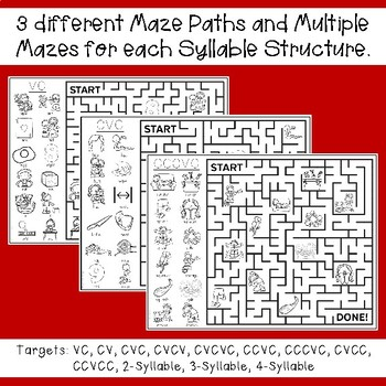 Apraxia to A-MAZE: Pictures