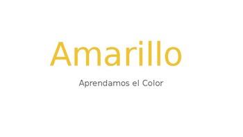 Aprendamos español - L1 - Colores primarios