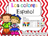 Aprende Los colores español Learn the colors Spanish and b