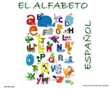 Aprende el alfabeto - learn the Spanish alphabet