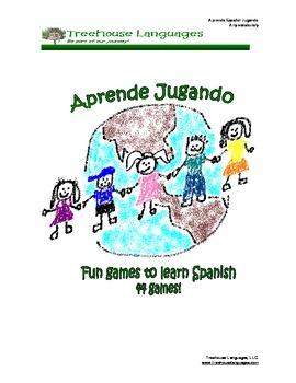 Aprende jugando: Fun games to learn Spanish