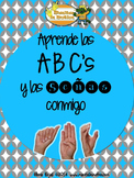 Aprende las ABC's y las Señas Conmigo - Songbook Mp3 Digital Download