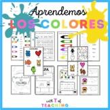 Aprendemos los colores en Español – The colors in Spanish