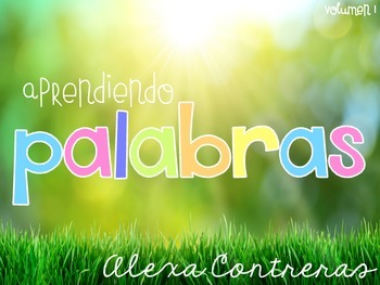 Aprendiendo Palabras {Sight Word Practice Pages in Spanish}