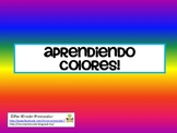 Aprendiendo colores!! / Learning colors!!