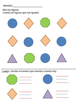 Aprendiendo figuras 5