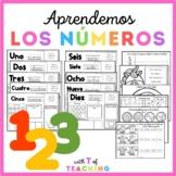 Aprendiendo los números en Español - Learning Spanish Numb