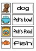 Aprendo Palabras - Learning Words - PETS (Matching Cards) Bilingual