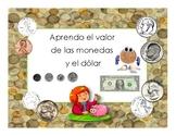 Aprendo el valor de las monedas