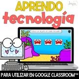 Aprendo tecnología Centros para Google™