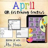 April QR Code Listening Centers